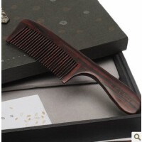 谭木匠 礼盒HSZ梳3-3   生日礼品   梳子 木梳