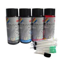 INKOOL 碳零专业级PG830 CL831墨盒填充墨水360ML套装+工具+视频