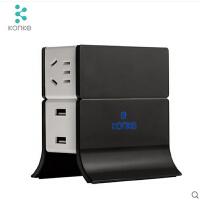 控客 小k立体拓展排插智能接线板 usb智能插座wifi遥控开关插排