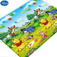 Disney迪士尼宝宝爬行垫双面婴儿爬行垫加厚2CM爬爬垫爬行毯 200*180*2cm厚