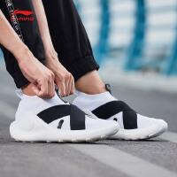 李宁篮球文化鞋男鞋休闲鞋韦德系列悟道夏季版轻便潮鞋运动鞋ABCM097