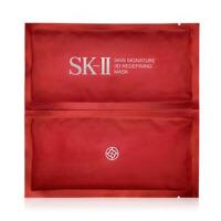 SKII/SK-II/SK2紧肤修颜双面膜x6片淡纹紧致幼滑