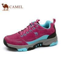 camel骆驼户外女鞋 时尚休闲户外徒步鞋秋季新款女士户外鞋