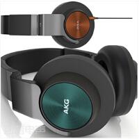 AKG/爱科技 K545 头戴耳机 带MIC 线控耳麦 音乐HIFI 通话 (k540升级版)