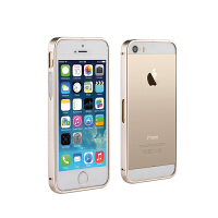 ikodoo爱酷多 苹果iphone5 手机壳 金属边框 iphone5S 保护壳 金属保护套 手机套