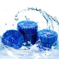 蓝泡泡 正品洁厕宝洁厕灵洁厕剂马桶清洁剂 1板(2个)JJJ170