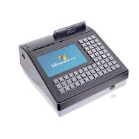 中崎 迷你POS ZQ-A785 液晶屏嵌入式收款机 超市POS收款机 内嵌打印机