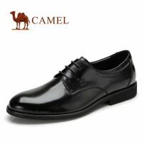 CAMEL骆驼  新款简约 时尚 商务正装皮鞋 新品
