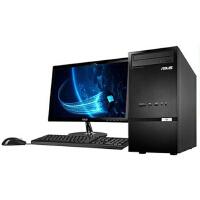 华硕(ASUS)碉堡机 K30BF-A8614M1 台式电脑整机 显示器可选 A8-6500处理器/4G内存/1T硬盘/1G独显/win8系统