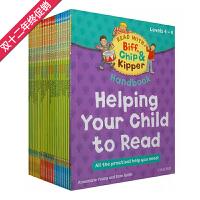 牛津阅读树 Oxford Reading Tree Biff Chip Kipper 25册套装 Levels 4-6阶 英文原版绘本 �热莞蝗の� �椭�孩子有效学习标准英文 经典儿童英文原版读物 适合3-12岁 儿童分级阅读(25册4-6阶) 一套针对以...