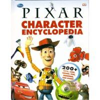 (第三方)迪士尼角色百科[英文原版]Disney Pixar Character Encyclopedia价格比较