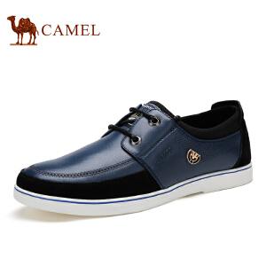 camel骆驼男鞋 春季新款  休闲板鞋日常休闲鞋男潮流男鞋