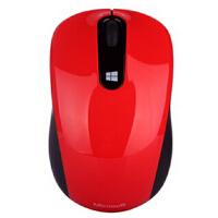 微软(Microsoft) 微软Sculpt无线便携鼠标火焰红 支持windows8系统 附带Nano接收器 光影技术