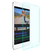ikodoo爱酷多 钢化膜2.5D钢化玻璃膜 适合2017新iPad(A1822)/Air/Air2/iPad Pro9.7/10.5/12.9英寸屏幕保护膜 ipad5钢化膜 ipad6钢化膜 ipad Air防爆膜 屏幕贴膜 高清膜 防刮膜