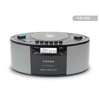 熊猫CD机 CD900录音机磁带收录机胎教机 英语学习机DVD VCD CD MP3 WMA MP4多功能播放机 USB SD卡接口