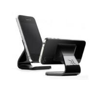 木晖 iPhone5 4s 手机桌面支架 汽车支架 不用胶的超强吸力支架 颜色随机发送