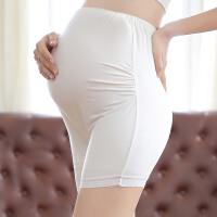 百伶妈妈 孕妇内衣 新款 短裤莫代尔 孕妇内裤 安全裤 托腹裤12622E2