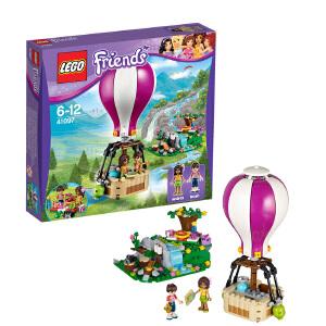 [当当自营]LEGO 乐高 Friends好朋友系列 心湖城热气球 积木拼插儿童益智玩具 41097