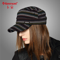 kenmont帽子男女士 平顶帽 休闲帽 时尚军帽1490