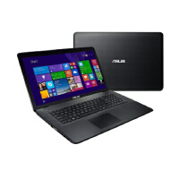 华硕(ASUS) A751LX5200 17.3英寸 i5-5200 GTX950M显卡 4G 1TB 2G独显 全高清大屏幕游戏笔记本 黑色