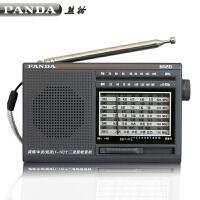 熊猫收音机6120 便携式全波段指针式老年人收音机SONY机芯半导体