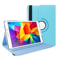 ikodoo爱酷多 三星Galaxy TabS T800 10.5寸智能休眠保护套 T805C仿牛皮皮套 360度旋转支架式保护壳 T800保护套 T805C保护套 T800保护壳 T805C保护壳 T800手机套 T805C手机套