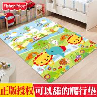 迪士尼(Disney)婴儿幼儿婴幼儿爬行垫毯婴幼儿玩具好奇宝宝爬爬垫儿童防滑拼接泡沫地垫双面加厚