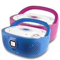 熊猫 CD-10 CD光盘 U盘 SD卡 TF卡 遥控 收音 台式 胎教 播放机