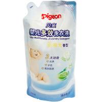 【当当自营】Pigeon贝亲 婴儿多效洗衣液(阳光香型)1L 补充装 MA57