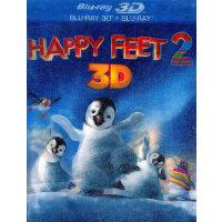快乐的大脚2(3D DVD)