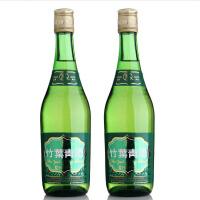 【酒界网】汾酒  38度 玻璃瓶 竹叶青 475ml * 2瓶