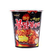 samyang三养超辣火鸡面杯面70g 鸡肉味拌面 韩国进口方便面炒拉