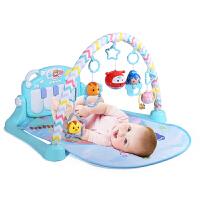 优乐恩 婴儿玩具宝宝钢琴健身架器脚踏钢琴手摇铃牙胶新生儿音乐游戏毯宝宝益智玩具