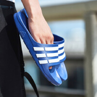 adidas阿迪达斯男鞋拖鞋2016新款运动鞋G14309