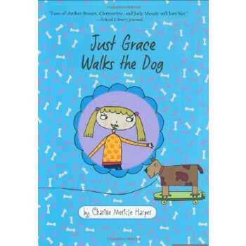 Just Grace Walks the Dog    ISBN:9780618959730
