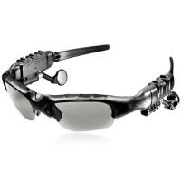 特惠包邮 现代演绎G500蓝牙眼镜 立体声听 音乐司机 接听电话 太阳镜墨镜 立体声MP3音乐播放器 车载蓝牙电话眼镜 一键接听 防眩目偏光镜 黑色