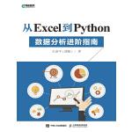 从Excel到Python——数据分析进阶指南(电子书)