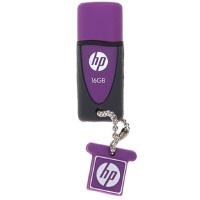 惠普(hp)环保矽胶U盘 (    v245L )   32G  B(紫色)环保矽胶, 防水防尘防