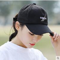 韩版户外运动帽 刺绣鸭舌帽子女 男士棒球帽嘻哈帽太阳帽遮阳帽