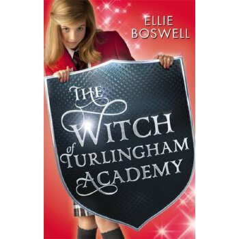 The Witch of Turlingham Academy    ISBN:9781907410956