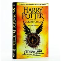 预售 哈利波特8 英国版 哈利波特与被诅咒的孩子 英文原版 harry potter8