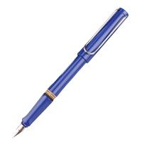 德国原装进口lamy凌美钢笔safari狩猎者系列钢笔墨水笔  蓝