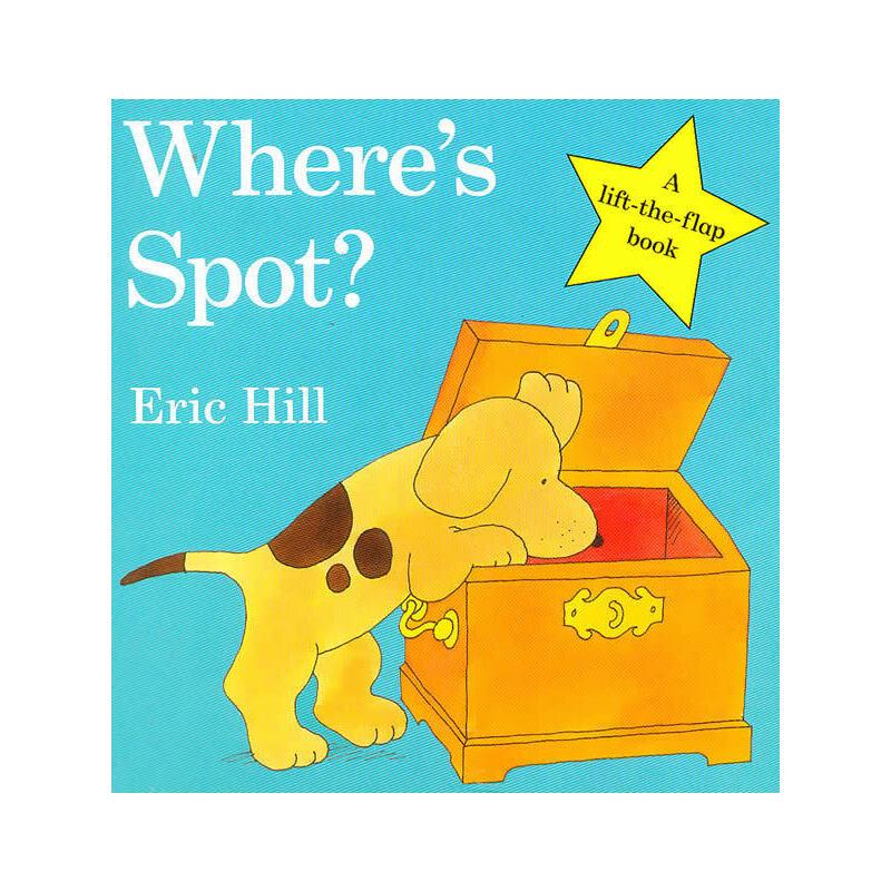 where's spot 小玻找东西