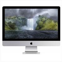 【支持礼品卡】苹果(Apple) iMac 2015年9月新款 MK482CH/A 27英寸 MF886CH/A升级版 Retina 5K显示屏  银色 官方标配