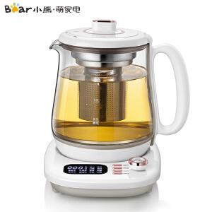 小熊(Bear)养生壶加厚玻璃全自动中药壶煮茶分体电煎药壶 电热烧水壶 YSH-A18G2