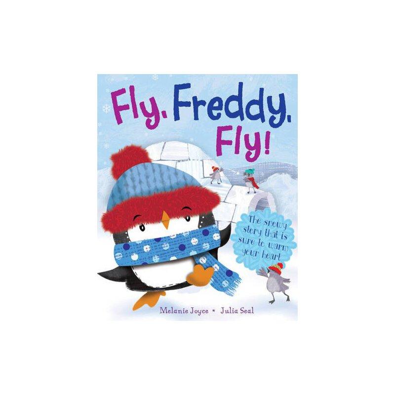 《会飞的佛德 英文原版 Freddie 儿童读物 故事