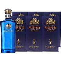 【酒界网】郎酒  50度 郎牌特曲 T6 500ml * 6瓶    白酒