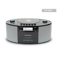 熊猫 CD900录音机磁带收录机 胎教机 usb cd机 教学机 DVD VCD CD MP3 WMA MP4多功能播放机 USB SD卡接口
