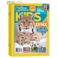 National Geographic Kids NG美国国家地理儿童版 2017年全年杂志订阅新刊预订1年共10期10月起订