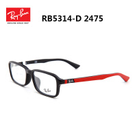 RayBan雷朋眼镜框 眼镜架 板材近视眼镜 男女款眼镜 RB5314D